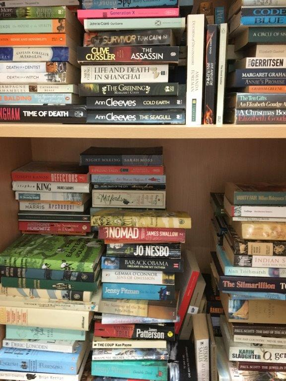 Book Lending Library launches after generous donation.