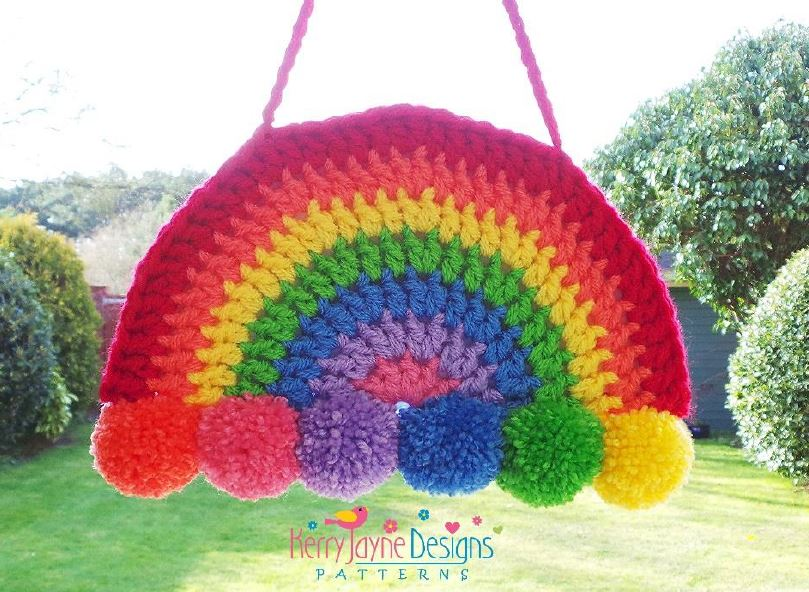 Rainbow of Unity Crochet Project - Activities Newsletter Issue Two