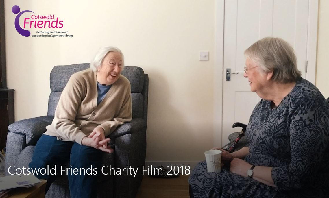 Cotswold Friends launches new Charity Film