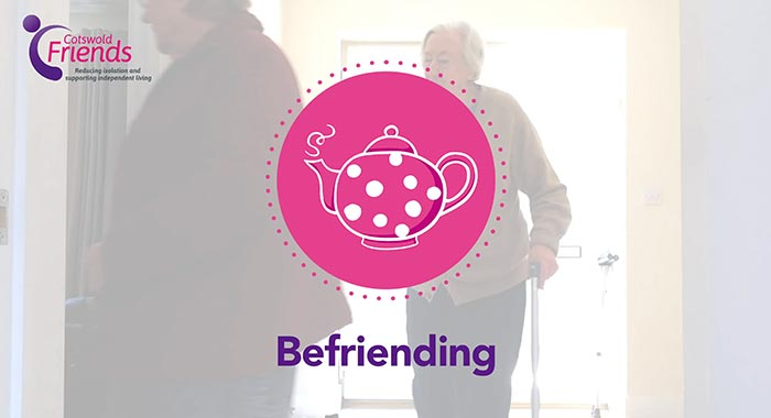 Click here to view our film about Befriending