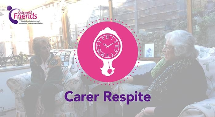 Click here to view our film about Carer Respite