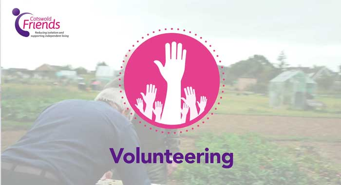 Click here to view our film about volunteering