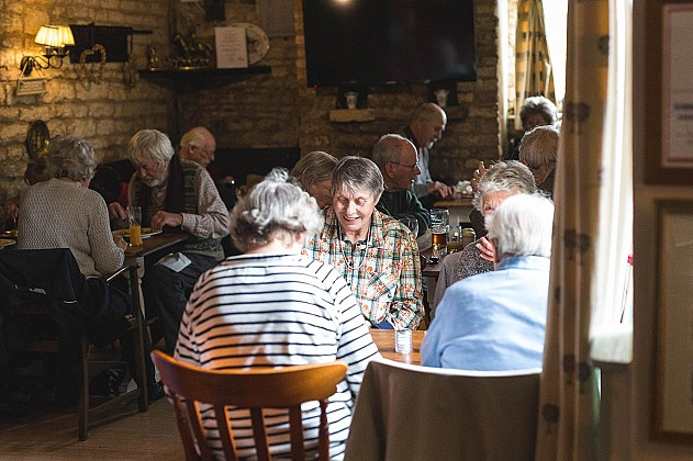 Longborough Lunch Club Image 3