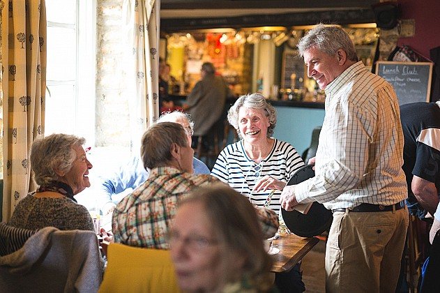 Longborough Lunch Club Image 2
